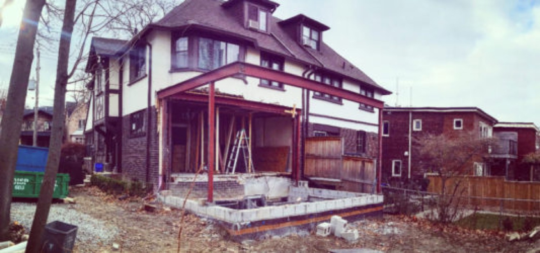 70 Manor - Under Construction