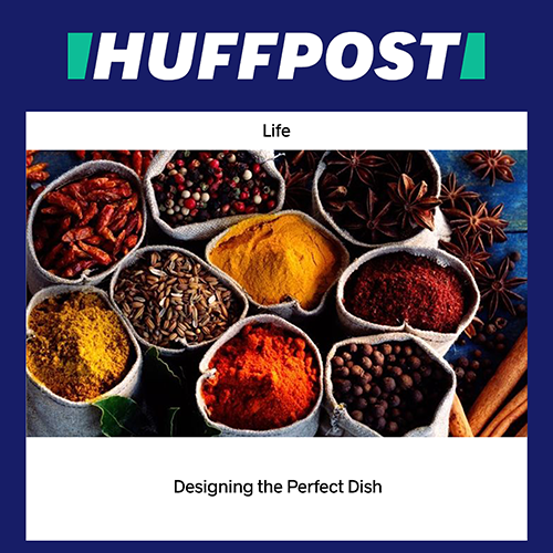Huffington Post: Designing the Perfect Dish with Danny Tseng