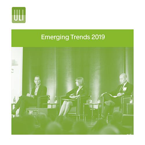 ULI_Emerging Trends 2019