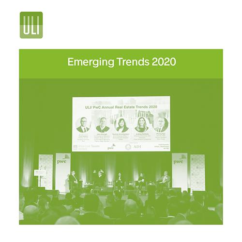 ULI_Emerging Trends 2020